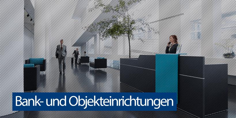 Bank- und Büroeinrichtungen - Image