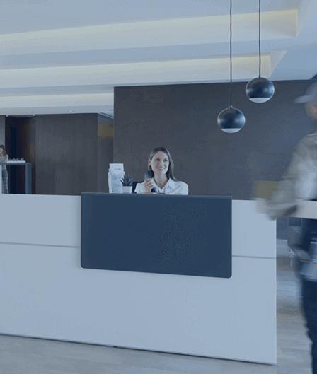 Bank- und Objekteinrichtungen